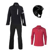 Bogner Run T Jacket & Bogner Rik T Pant Men's Outfit, , medium