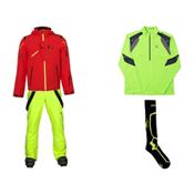 Spyder Monterosa Jacket & Spyder Bormio Pant Mens Outfit, , medium