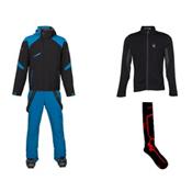 Spyder Garmisch Jacket & Spyder Bormio Pant Mens Outfit, , medium