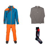Spyder Vyper Jacket & Spyder Propulsion Pant Mens Outfit, , medium