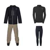 The North Face FuseForm Brigandine 2L Jacket & The North Face FuseForm Pant Mens Outfit, , medium