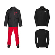 The North Face Gatekeeper 2.0 Jacket & The North Face Jeppeson Stretch Pant Mens Outfit, , medium