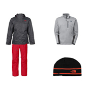 The North Face Clooney Triclimate Jacket & The North Face Freedom Pant Mens Outfit, , medium