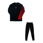 Spyder Freestyler Long Underwear Top & Spyder Freestyler Long Underwear Pants Mens Baselayer Outfit, , medium