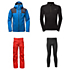 The North Face Maching Jacket & The North Face Gatekeeper Pants Mens Outfit