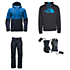 The North Face Baron Jacket & The North Face Freedom Pants Mens Outfit
