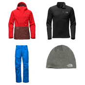 The North Face Garner Triclimate Jacket & The North Face Freedom Insulated Pants Mens Outfit, , medium