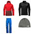 The North Face Garner Triclimate Jacket & The North Face Freedom Insulated Pants Mens Outfit