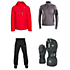 Descente Glade Jacket & Descente Stock 1 Pants Mens Outfit