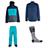 Armada Mantle Jacket & Armada Union Insulated Pants Mens Outfit