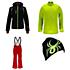 Spyder Pinnacle Jacket & Spyder Bormio Pants Mens Outfit