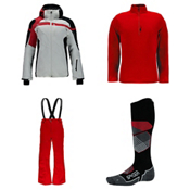 Spyder Titan Jacket & Spyder Propulsion Pants Mens Outfit, , medium