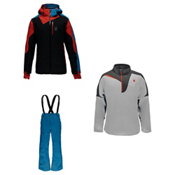 Spyder Vyper Jacket & Spyder Propulsion Pants Mens Outfit, , medium
