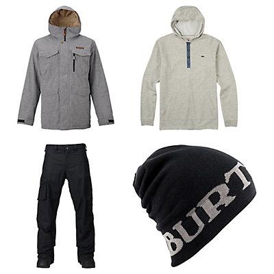 Burton Covert Jacket & Burton Covert Pants Mens Outfit, , large