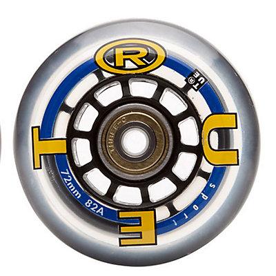 True Sport Sport Inline Skate Wheels - Combo 8 Pack, , large