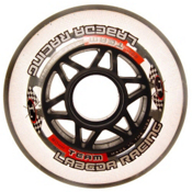 Labeda Team Inline Skate Wheels - 4 Pack, 82A, medium