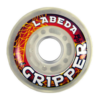 Labeda Gripper X-Soft Indoor Inline Hockey Skate Wheels, , large