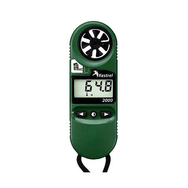 Kestrel 2000 Pocket Thermo Wind Meter, Green, 600