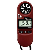 Kestrel 3000 Pocket Weather Meter, Red, medium