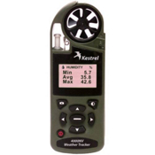 Kestrel 4000NV Pocket Weather Tracker, Olive Drab, medium