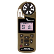 Kestrel 4000NV Pocket Weather Tracker, Desert Tan, medium