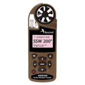 Kestrel 4500NV Pocket Weather Tracker, Desert Tan, medium