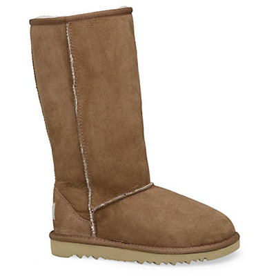 UGG Classic Tall Girls Boots, Chocolate, viewer