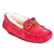 UGG Australia Dakota Womens Slippers, Jester Red, medium