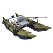 Classic Accessories The Colorado Inflatable Pontoon Boat, Sage Black, medium