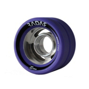 Radar Devil Ray Roller Skate Wheels - 4 Pack, Lavander, medium