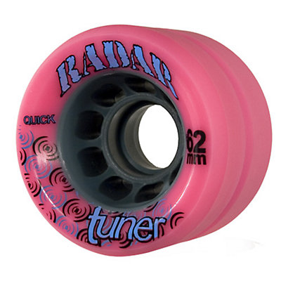 Radar Tuner Roller Skate Wheels - 4 Pack 2014, , large