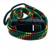One Ball Jay Rasta Snowboard Leash, Rasta, medium