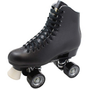 Dominion Patriot Boys Artistic Roller Skates, Black, medium