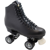 Dominion Patriot Artistic Roller Skates, Black, medium