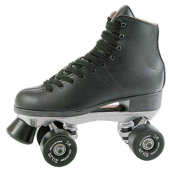 Pacer Super X Plus Boys Artistic Roller Skates, Black, 600