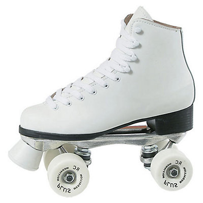 Pacer Super X Plus Womens Artistic Roller Skates, White, viewer