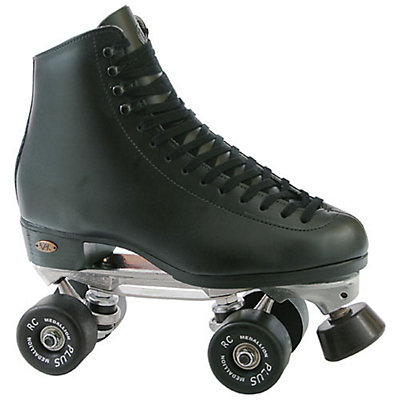 Riedell 117 Competitor Plus Boys Artistic Roller Skates, , large