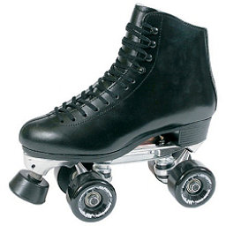 RC 73 Competitor Motion Artistic Roller Skates, Black, 256