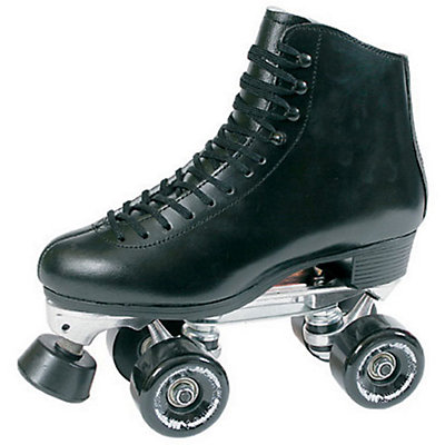 RC 73 Competitor Motion Artistic Roller Skates, Black, viewer