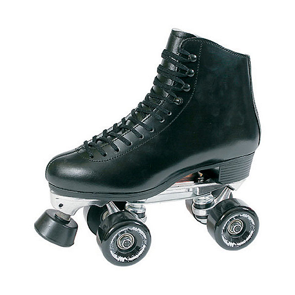 RC 73 Competitor Motion Artistic Roller Skates, Black, 600