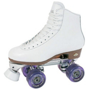 RC 73 Competitor Motion Womens Artistic Roller Skates 2013, White, medium