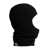 Turtle Fur Micro Fur Balaclava, Black, medium