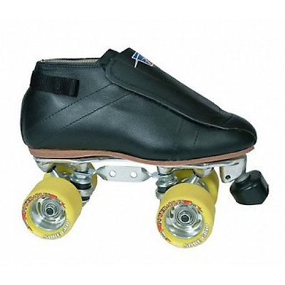 Riedell 395 XK Doubler Power Plus Speed Roller Skates, , large