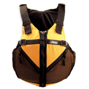 Hobie High Back Adult Kayak Life Jacket 2013, Mango, medium