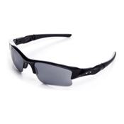 Oakley Flak Jacket XLJ Sunglasses, Black, medium