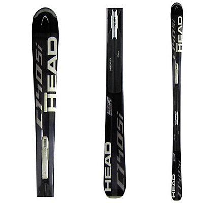 Head Cyber C140 Skis with Tyrolia SL10 Bindings, , large