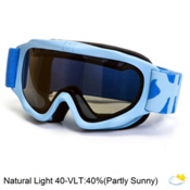 Scott Jr Tracer Kids Goggles, Powder Blue W-Nl40, medium