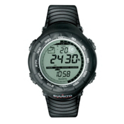 Suunto Vector Digital Outdoor Sport Watch, Black, medium
