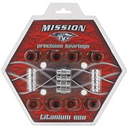 Mission 608 Titanium Bearings - 16 Pack  2009