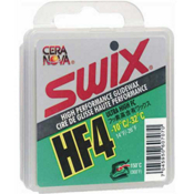 Swix HF4 High Fluorocarbon Race Wax 2013, Green, medium